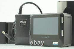 1/2 Top Mint IQ250 Digital Back for Phase One Mamiya 645 XF DF DF+ AFD Japan