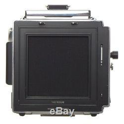 201 F Hasselblad Blue line camera Planar 2/110mm T f=110mm f2 6x6 E12 Back Grip