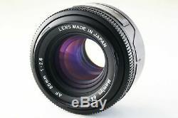 AB- Exc Mamiya 645AF Medium Format Camera with80mm f/2.8 Lens, 120/220 Back 6026