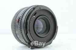 ALMOST MINT MAMIYA 645 PRO SV + SEKOR C 80mm f2.8 N + 2 LOT FILM BACK Japan