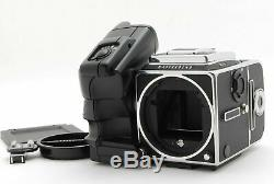 A- Mint Hasselblad 503CW Medium Format Camera withWinder, WL, A12 III Back 6388