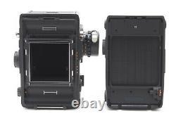 A- Mint Rolleiflex 6008 AF Camera withGrip, WL Finder, 220 Film Back JAPAN 6830