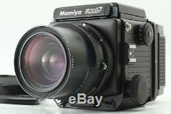 Almost MINT MAMIYA RZ67 PRO + Sekor Z 65mm f/4 W 120 Film Back Japan 0430