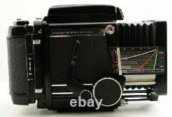 Almost MINT Mamiya RB67 PRO Sekor NB 127mm f/3.8 Lens 120 Film Back Japan