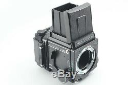 Almost UNUSED Mamiya RB67 PRO SD Body with 6x8 Motorized Film Back from Japan