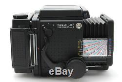 BOXEDUNUSED & MINTMamiya RZ67 Pro II, Waist Level Finder, 120 Back II, JAPAN