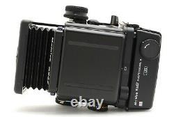 BRAND NEW Mamiya RZ67 Pro II + 110mm W Lens 120 Film Back From JAPAN 1451