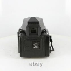 BRONICA ETRSi PE75/2.8 Prism View Finder 120 Film Back shipping from Japan