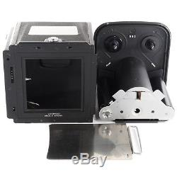 Black Hasselblad A70 Film Back for 500C/M 501CM 503CW SWC/M 503CX 553ELX ArcBody