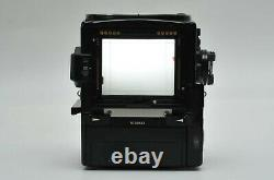 Bronica ETRSi 645 With 50mm F2.8 Lens +120 Back + Prism Finder + Speed Grip E