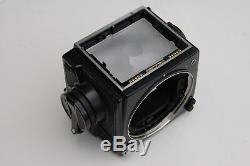 Bronica GS GS-1 6x7 AE Prism PG 100mm 120 220 Backs
