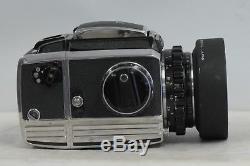 Bronica S2A withNikkor 75mm F2.8 Lens, 12x24 Back Kit