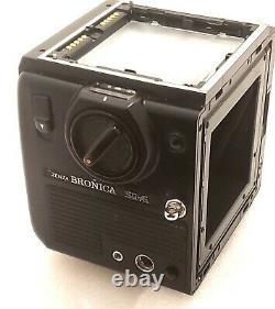 Bronica SQ-Ai + 120 back + prism finder + 80mm f/2.8