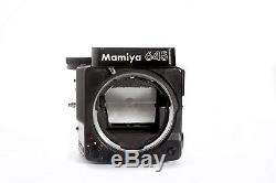 Bundle! Mamiya 645 Super + CN 150/3.5 + AE Prism Finder + 120 Film Back + WG401