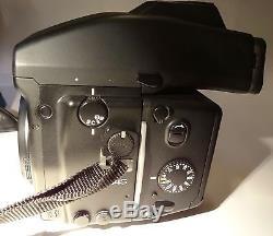 CONTAX 645 AF Med-Format Camera/Prism/Film Back/Insert/ Plus Many More & Extras