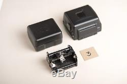 CONTAX 645 Film Back Holder MFB-1 & MFB-1A 120/220 NEAR N