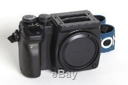 CONTAX 645 Medium Format Film Camera, Body, Back, Zeiss 80 f/2 lens + MORE