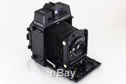 C Normal HORSEMAN VH-R Medium Format withSUPER TOPCOR 90mm f/5.6, 120 Back R4943