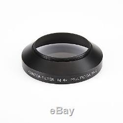 Cambo Apo Digitar 24mm Xl+ Center Filter Phase One Leaf Hasselblad Digital Back