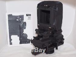 Cambo Ultima 23D digital camera Accepts Digital Lenses Hasselblad H-series Backs
