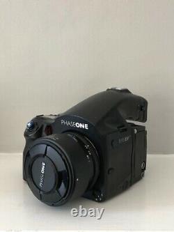 Camera Package Phase One P65+ Digital Back, Mamiya 645 DF+, 2 Phase One Lenses