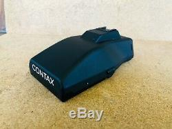 Contax 645 Bundle (Carl Zeiss Planar 2/80, 3 backs, etc.)