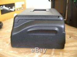 Contax 645 Camera Body and MFB-1 Film Back, Strap & MF-! Eye Level Prism EX