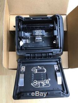 Contax 645 Film Back MFB-1, Film insert MFB-1A 120/220