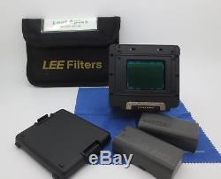 Contax 645 Leaf Aptus 65 Digital back