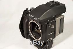 Contax 645, with 39MP (Hasselblad CF39 digital back) excellent+ condition