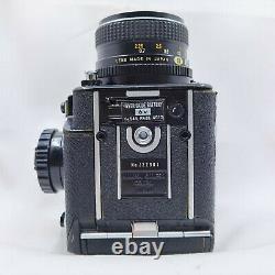 EXC4 Mamiya M645 + 80mm f2.8 + CDS Prism Finder + 120 Film Back From JAPAN 901