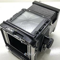 EXC5MAMIYA RB67 Pro + SEKOR C 127mm F/3.8 + 120 Film Back From JAPAN 559