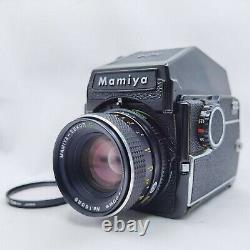 EXC5 Mamiya M645 + 80mm f2.8 + CDS Prism Finder + 120 Film Back From JAPAN 901