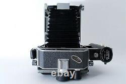 EXC 4 Horseman 970 medium camera with 6x7 back 75mm 105mm 150mm 3 Lens set Japan
