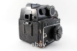EXC +4 Mamiya M645 + 80mm f/2.8 + CDS Prism Finder + 120 Film Back Japan 0151