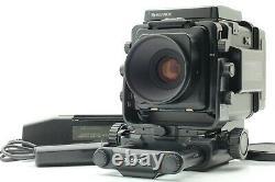 EXC+5 FUJI GX680 II + GX 135mm F5.6 + 120 Back + Battery +Remote release JAPAN