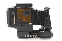 EXC+5 Fuji Fujifilm GX680 + Lens 9 Set with Battery, Film Back from JAPAN 627