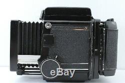 EXC+5 MAMIYA RB67 PRO S + K/L 65mm f/4 L + POLAROID BACK + 120 FILM BACK Japan