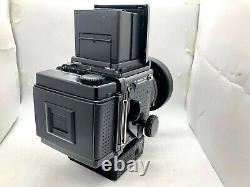 EXC+5 MAMIYA RZ67 Pro + Sekor Z 90mm f3.5 + 120 Film Back + Winder from Japan