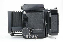 EXC+5 Mamiya RB67 Pro SD + K/L KL 127mm f/3.5 + SD 120 Film Back from JAPAN