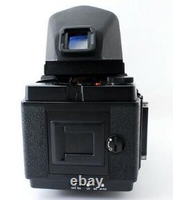 EXC +5 Mamiya RB67 Pro + Sekor 127mm f/3.8 + Prism Finder 6x8 Back Japan 0380