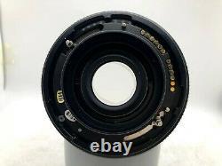 EXC+5 Mamiya RZ67 Pro Body + Z 127mm F3.8 Lens + 120 Film Back From JAPAN