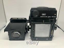 EXC+5 Mamiya RZ67 Pro Camera + Sekor Z 110mm f/2.8 + 120 Film Back from JAPAN