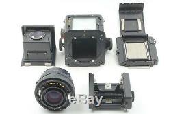 EXC+5 Mamiya RZ67 Pro II Sekor Z 110mm F/2.8 120 Film Back ll from JAPAN