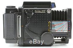 EXC+5 Mamiya RZ67 Pro + Sekor Z 110mm f/2.8 + 120 Film Back x3 from Japan #G84