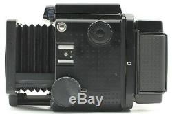 EXC+5 Mamiya RZ67 Pro with Sekor Z 65mm f/4 + 120 Film Back 6x7 From JAPAN #485