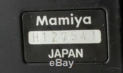 EXC+5 Mamiya RZ67 Professional Body with 120 Film Back 6x7 From JAPAN #457