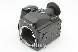 EXC+5 PENTAX 645 Medium Format Camera + A 75mm f/2.8 +120 Film Back From JAPAN
