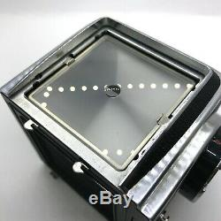 EXC+++++ Hasselblad 500 C/M CM Camera with A-12 II 120 6x6 Film Back From JAPAN