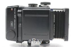 EXC+++++MAMIYA RZ 67 Pro with 120 Film Back + Sekor Z 90mm f3.5 Lens Japan #399